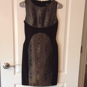 Laundry By Shelli Segal Sheath Dress - Sz 0